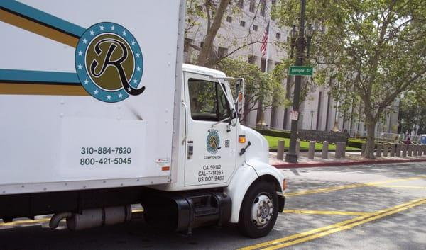 Rebel Van Lines