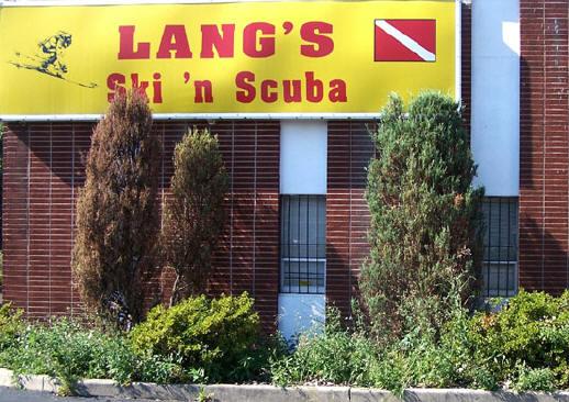 Lang's Ski 'N Scuba