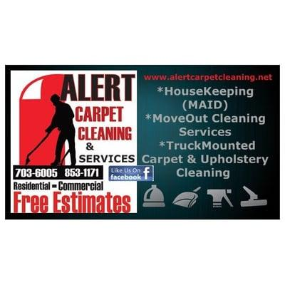 Alert Carpet Cleaning LLC