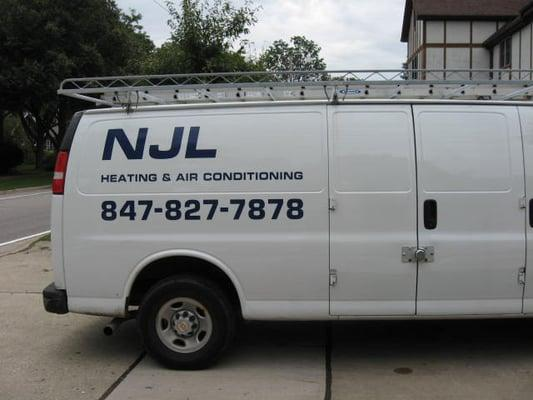 NJL Heating and Cooling