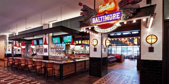 Guy Fieri's Baltimore Kitchen + Bar