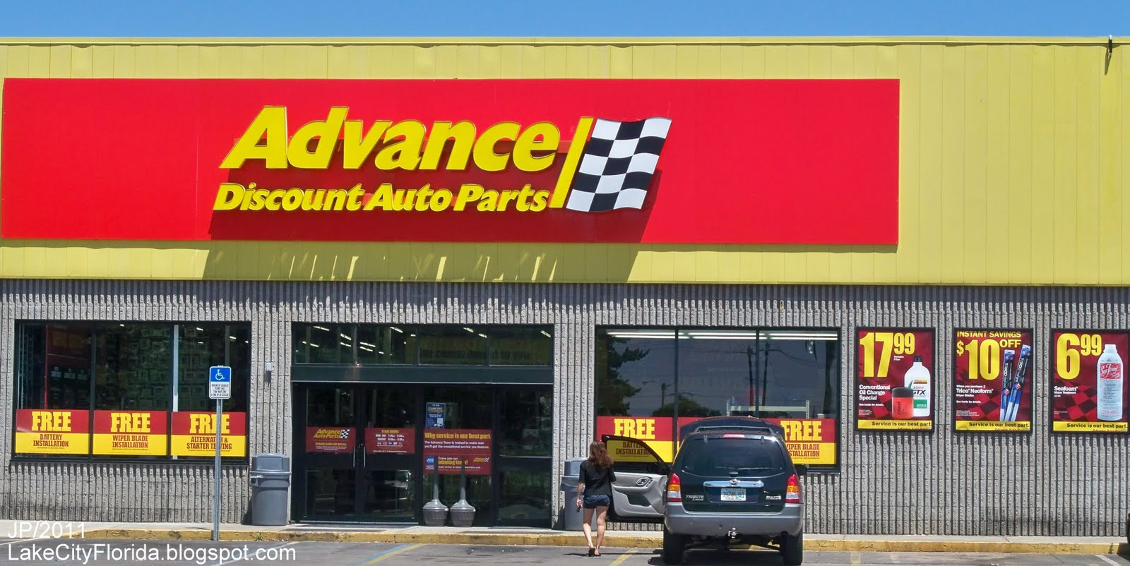 Advance Auto Parts Columbia