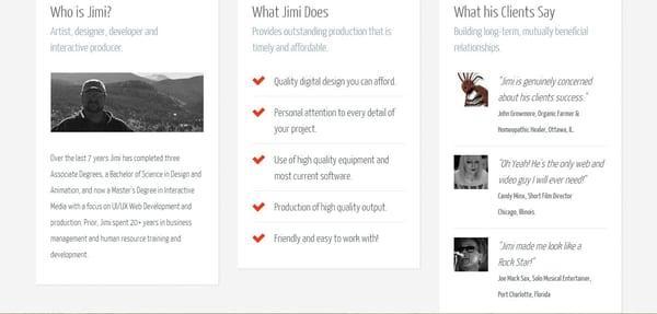 Jimi by Design