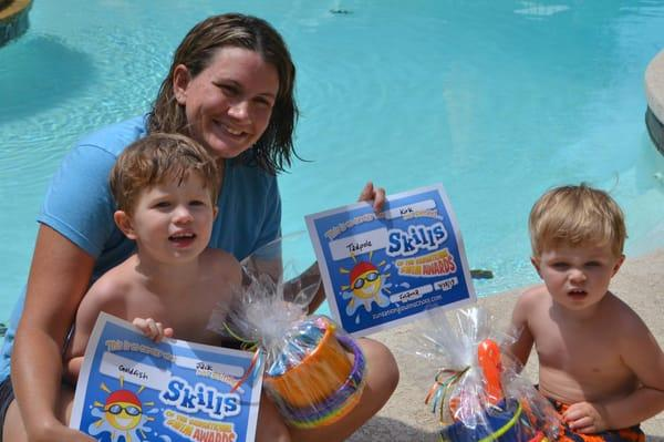 Sunsational Swim School - Home Swim Lessons