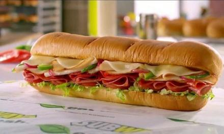 Subway at The Hershey Tanger Outlets