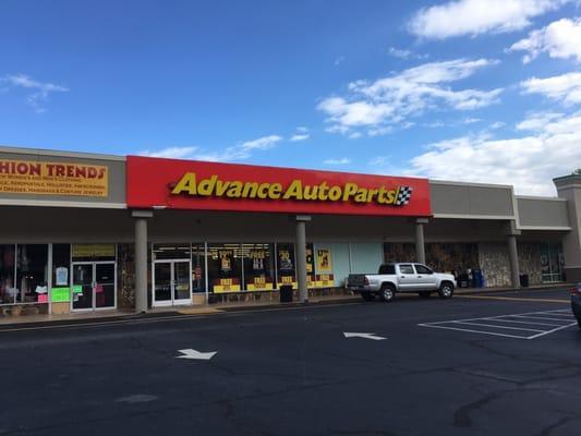 Advance Auto Parts Murphy