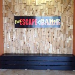 Beach Escape Game