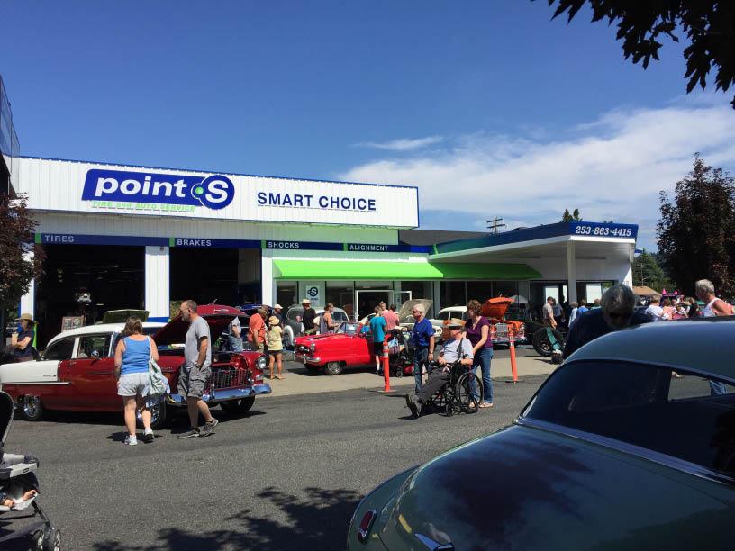 Point S Tire & Auto Service