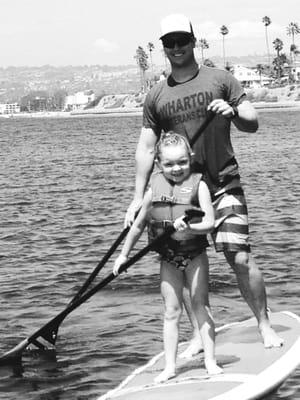 Liquid Stand Up Paddle Board