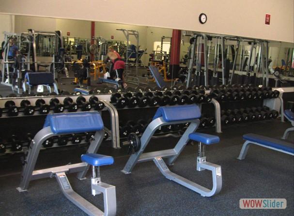 Aspen Fitness Centers