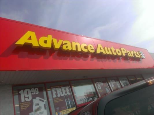 Advance Auto Parts Austin