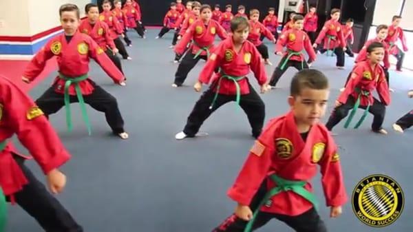 Bejanian Martial Arts