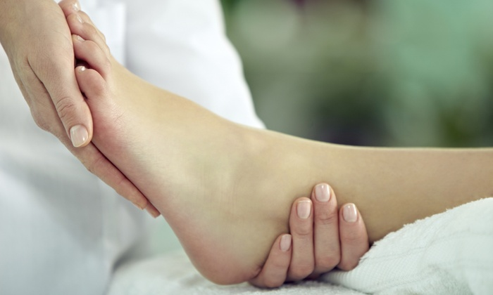 Foot Retreat Massage