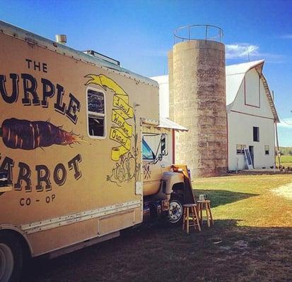 The Purple Carrot Co-op