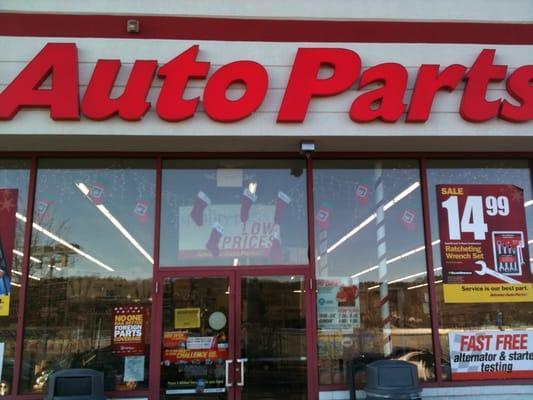 Advance Auto Parts Derby