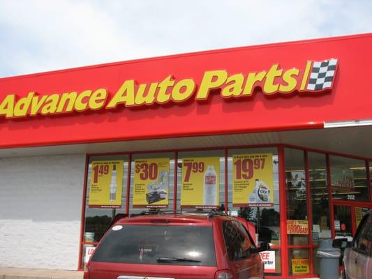 Advance Auto Parts Marquette