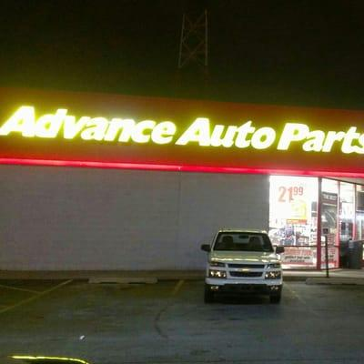 Advance Auto Parts Hammond