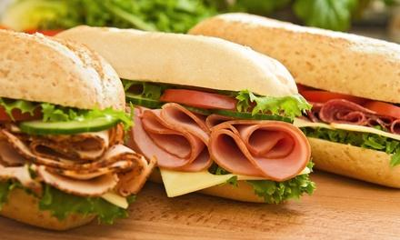 Larry's Giant Subs - Chatham Plaza (NEW OWNERS)