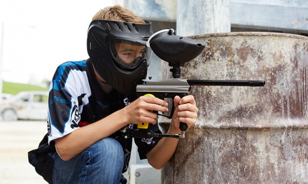 Paintball Promos