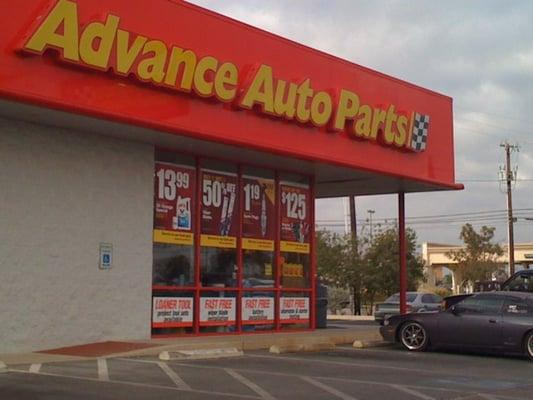 Advance Auto Parts San Antonio