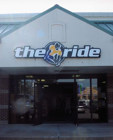 The Ride, Inc.