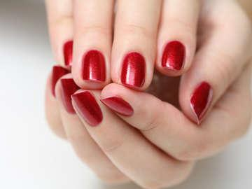 Nails by Aurelia at Rio Salon