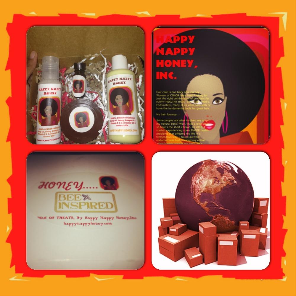 Happy Nappy Honey, Inc.