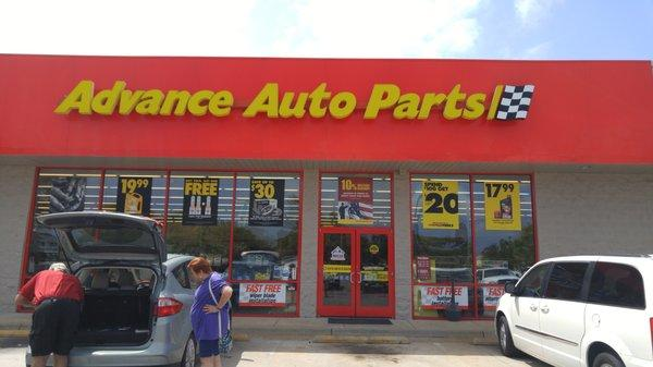 Advance Auto Parts Virginia Beach