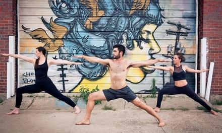 FLEX Yoga + Barre
