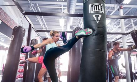 TITLE Boxing Club - NH