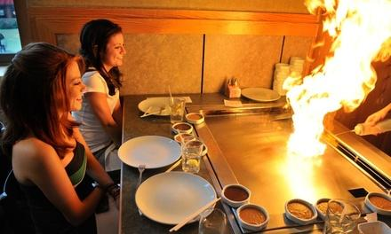 Saga Hibachi Steakhouse & Sushi Bar - Settlers Ridge