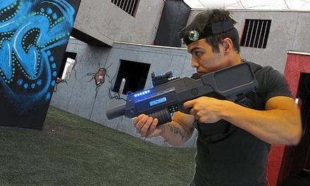 Xtreme Laser Combat