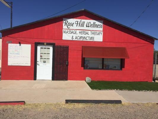 Rose hill wellness