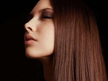 Hair by Fariba at Jamie's Hair Design