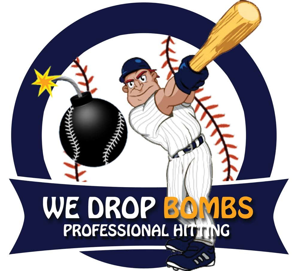 We Drop Bombs Baseball