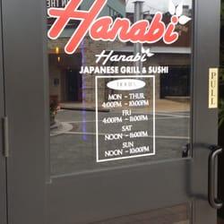 Hanabi Japanese Grill & Sushi