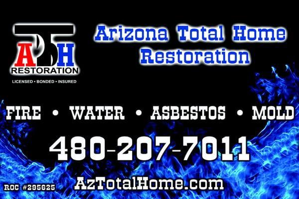 Arizona Total Home Restoration