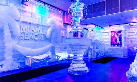 Drinkhouse Fire and Ice Bar