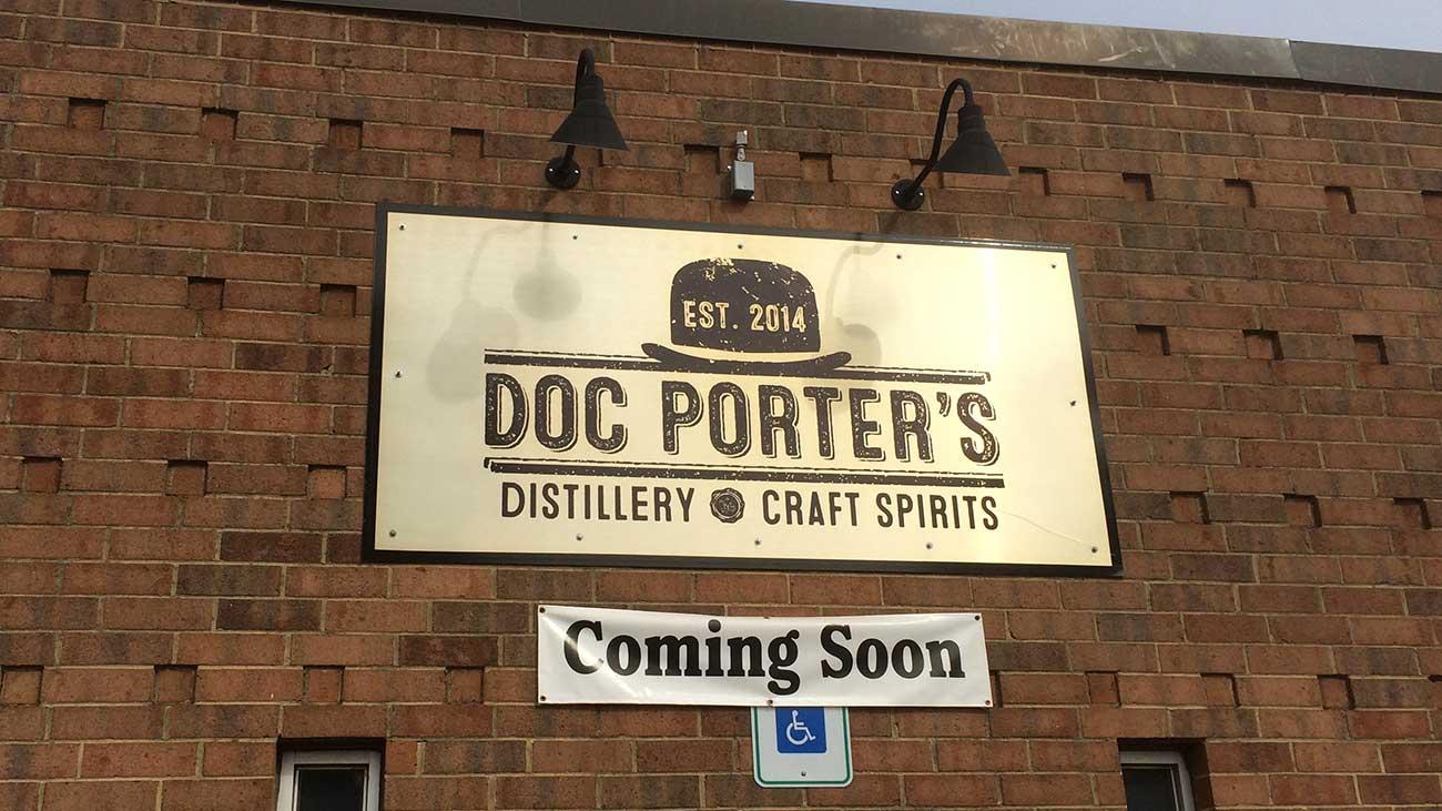Doc Porter's Distillery