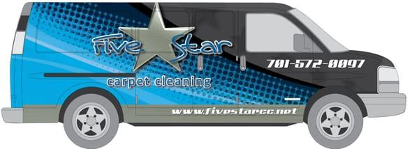 Five Star Carpet & Upholstery Cleaning