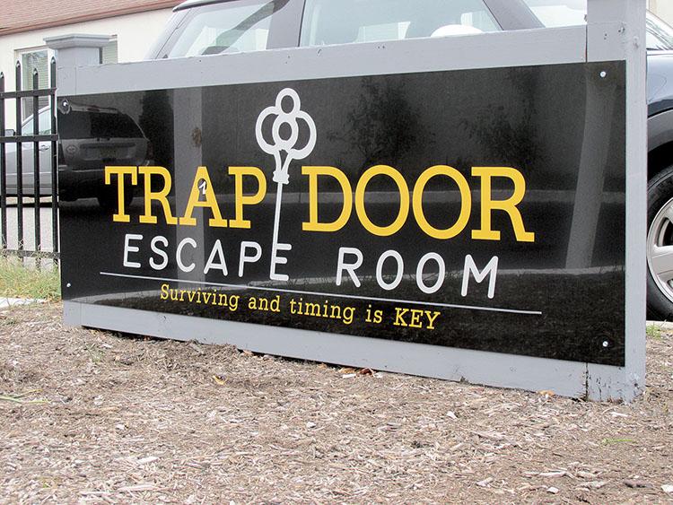 Trap Door Escape Room