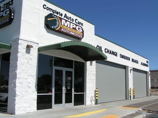 MPG Automotive Services