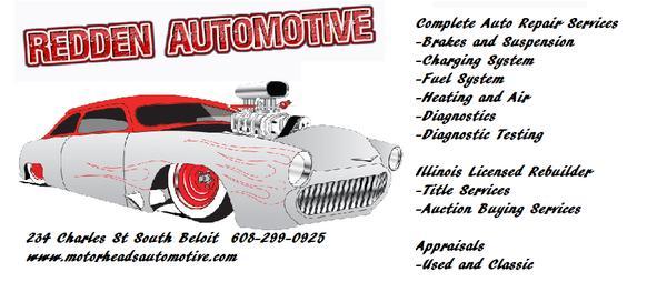 Redden Automotive & Glass