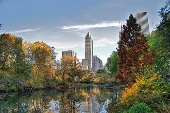Central Park-Southeast corner