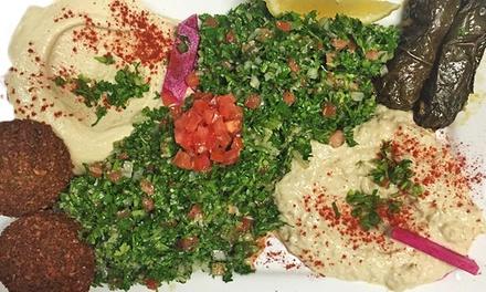 Jojo's Mediterranean Grill