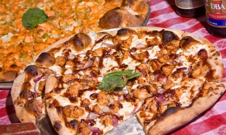 Upper Crust Pizza Patio