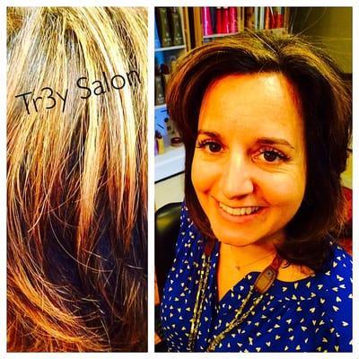 Tr3y Salon