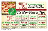 King Of Pizza Woodbury