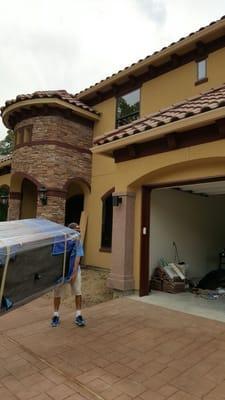 Texas Contractors Movers