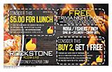 Rockstone Pizzeria & Pub